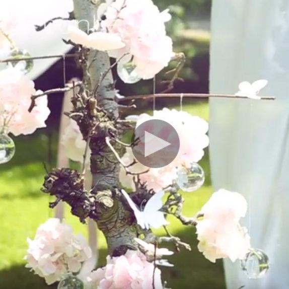 Cérémonie de mariage officiant